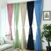 Rural style curtain