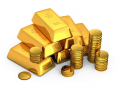 Gold down for 8th successive trading sessions